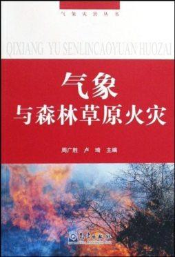 气象与森林草原火灾(气象灾害丛书)