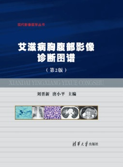 艾滋病胸腹部影像诊断图谱(第2版) 刘晋新、唐小平 清华大学出版社