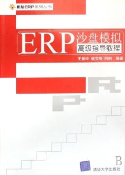 (正品XH)ERP沙盘模拟高级指导教程 王新玲  清华大学出版社