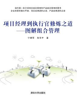 项目经理到执行官修炼之道——图解组合管理 宁德军,朱华宇 著 清华大学出版社