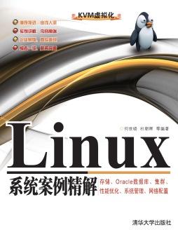 Linux系统案例精解——存储、Oracle数据库、集群、性能优化、系统管理、网络配置 何世晓, 等编著 清华大学出版社