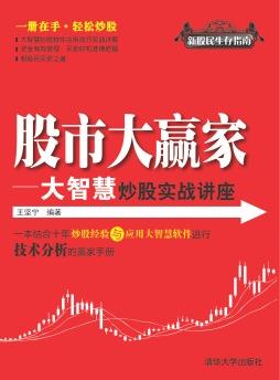 股市大贏家——大智慧炒股實戰講座 王堅寧 清華大學出版社
