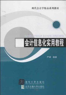 会计信息化实用教程 严涌编著 清华大学出版社;北京交通大学出版社
