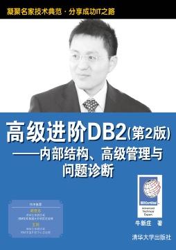 高级进阶DB2(第2版)——内部结构、高级管理与问题诊断 牛新庄 清华大学出版社