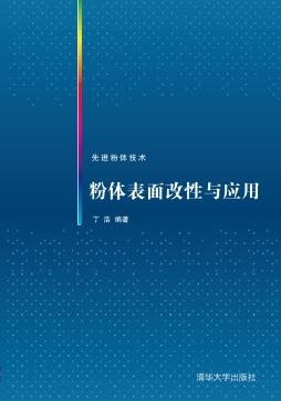 粉体表面改性与应用 丁浩 清华大学出版社