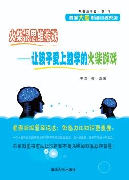 火柴棍思维游戏——让孩子爱上数学的火柴游戏 于雷, 编著 清华大学出版社