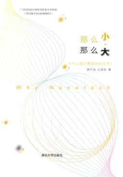 那么小,那么大:为什么我们需要纳米技术? 郭子政, 云国宏, 编著 清华大学出版社