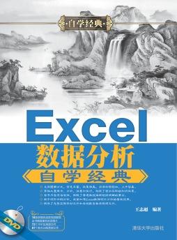 Excel数据分析自学经典 王志超 清华大学出版社