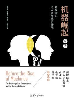 机器崛起前传——自我意识与人类智慧的开端 蔡恒进、蔡天琪、张文蔚、汪恺 清华大学出版社