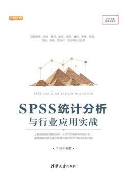 SPSS统计分析与行业应用实战 王国平 清华大学出版社