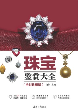 珠宝鉴赏大全(全彩珍藏版) 由伟 清华大学出版社
