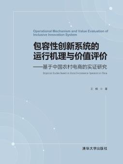 包容性创新系统的运行机理与价值评价——基于中国农村电商的实证研究 王楠 清华大学出版社