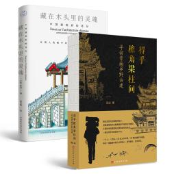 中国古建筑套装(带你一窥华夏之木构匠心、窟寺烟云与历史浮沉。古建知识与旅行故事兼备。央视新闻、新华社、一条等媒体多次报道,感动影响百万人) 北京领读时代 北京时代华文书局