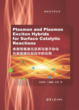 Plasmon and Plasmon Exciton Hybrids for Surface Catalytic Reactions(表面等离激元及其与激子杂化在表面催化反应中的应用) 孙萌涛、王鑫鑫、宗欢 清华大学出版社