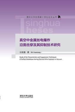 真空中金属丝电爆炸沿面击穿及其抑制技术研究 石桓通 清华大学出版社